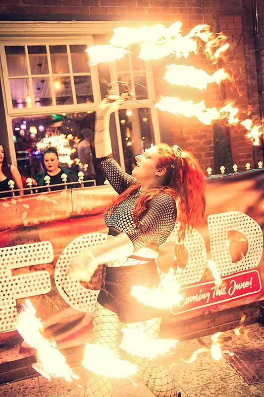 RedFox Fire