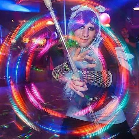 Rave-bow Dash
