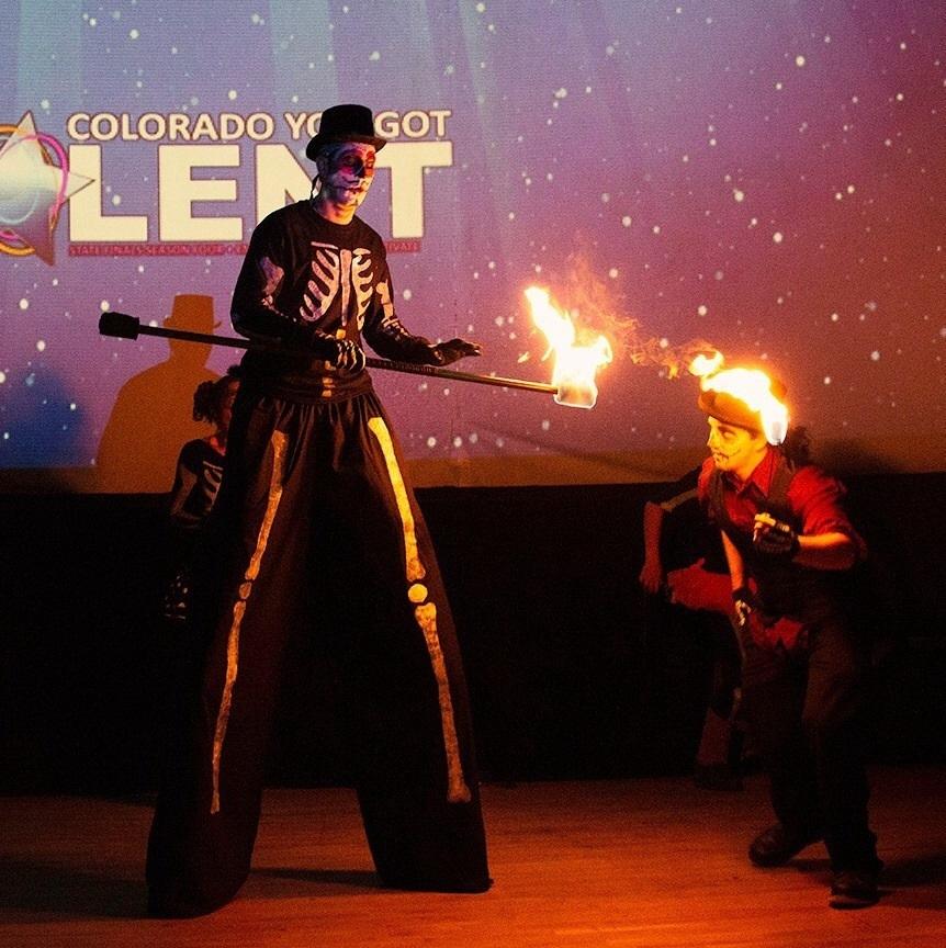 Talent Show de Los Muertos