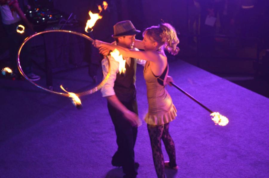 Fire tango uploaded by Seastar