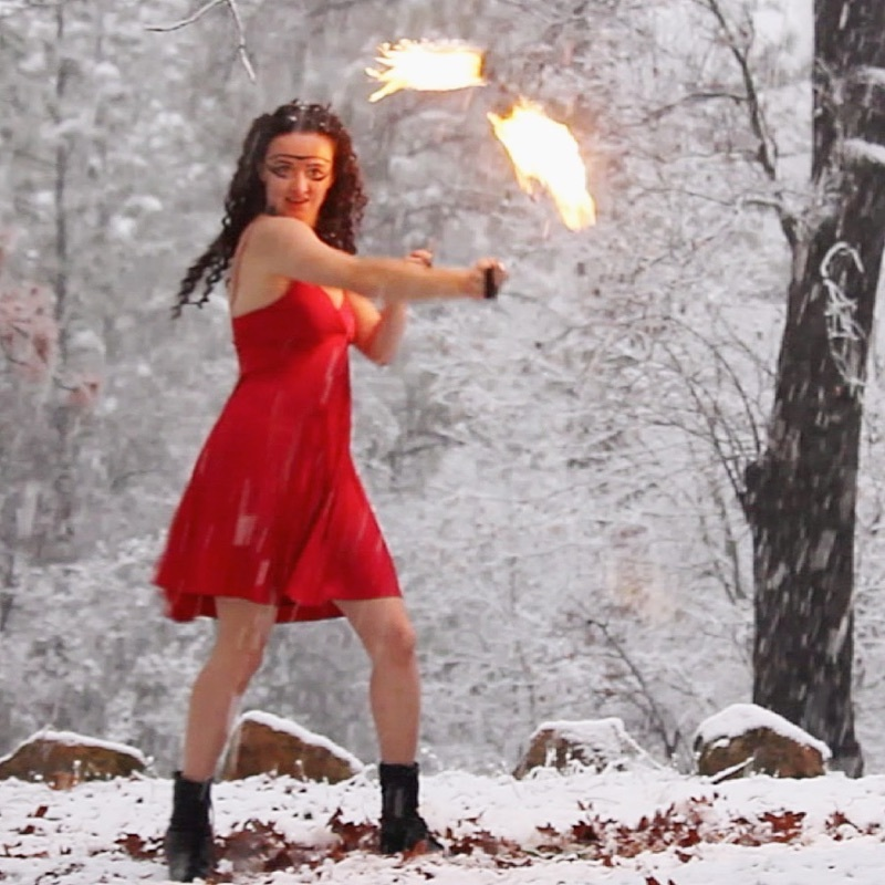 Dance of Fire and Snow
