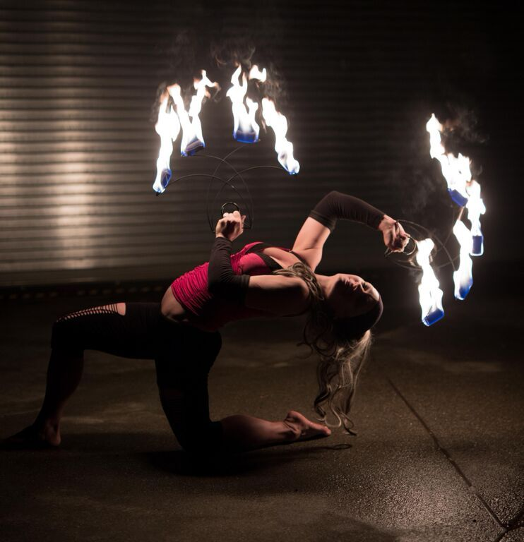 YogaFire