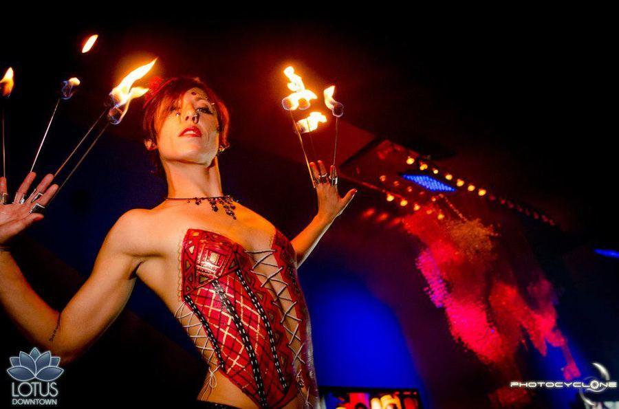 Vicious Fire Vixen
