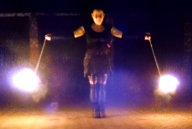 Mistress of Fire