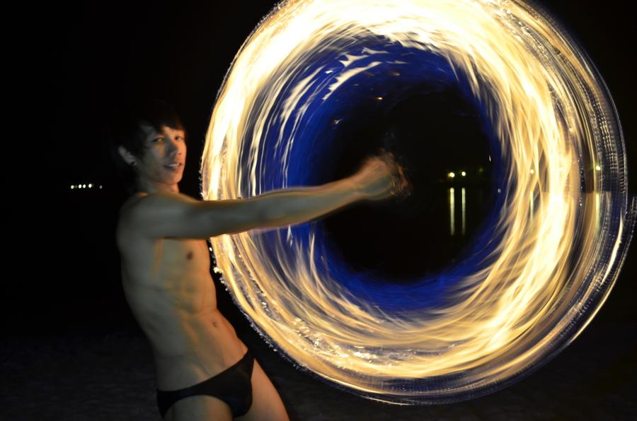 Zumba fire
