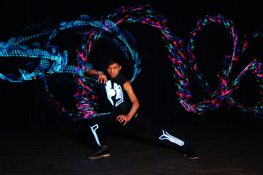 Dragon Flow uploaded by Fire Lien - Home of Poi