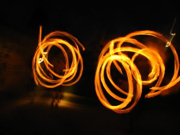 Burnin' Rings of Fire