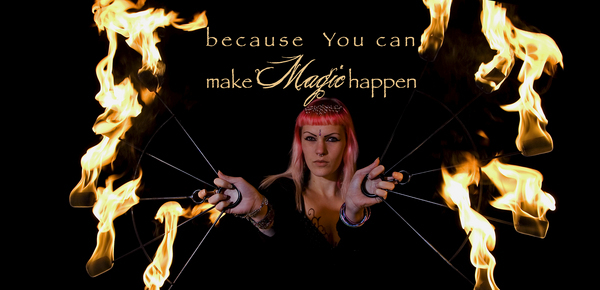 make magic happen uploaded by Roos