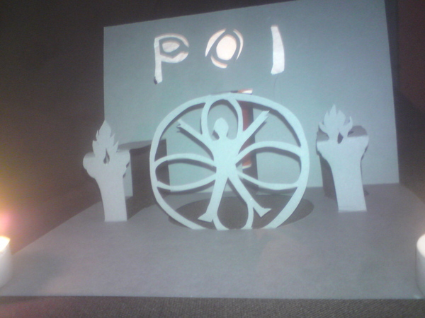 pop up poi with better lights :-)