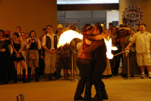Three-beat Romance by Candlelight