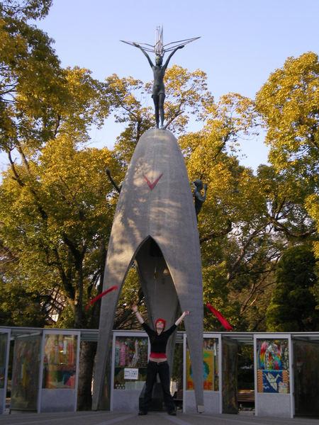 Peace Memorial, Hiroshima, Japan