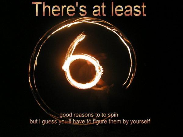 6 good reasons