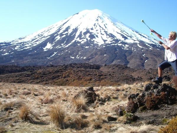 Mt.Ngauruho (aka Mount Doom), New Zealand