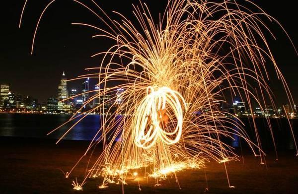 Sparkly Perth