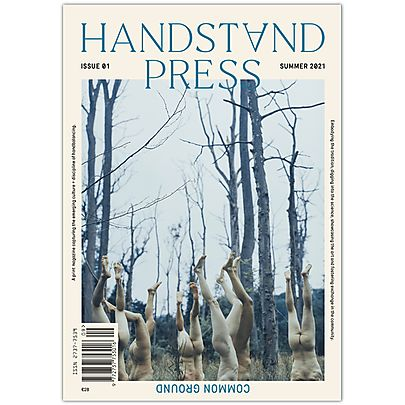 New items!, The Handstand Press Magazine Issue 01 - Common Ground