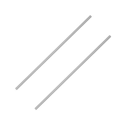 Pair of 0.34 inch (9.5mm) Hollow Devil Handsticks