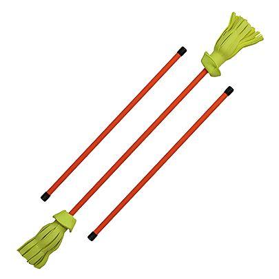 Devil Sticks, Juggle Dream - Neo Fluoro Flower Devil Sticks with Handsticks