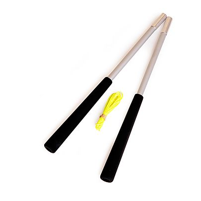 Diabolo, Set of MB Diabolo Sticks - Xtreme Classic