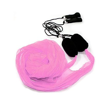 All Fabric Poi, Pair of Juggle Dream - Scarf Poi