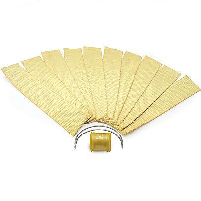 1 x 50mm Fire Fan Wick Kit