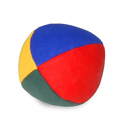 63mm 25inch 4 Panel Fabric Juggling Ball, 63mm (2.5inch) 4 Panel Fabric Juggling Ball