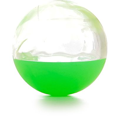 25inch 6 Panel Fabric Juggling Ball, Single Play Contact Juggling Implosion 67mm (2.6 Inch) Ball