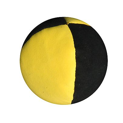 Juggling, 2.5inch 4 Panel Suede Juggling Ball