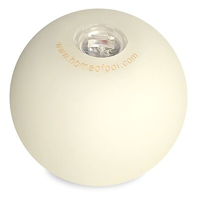Single 5.3oz (150g) LED Glow Contact Juggling 2 3/4 Inch (70mm) Ball