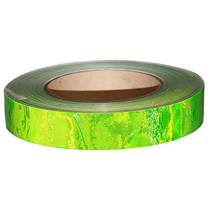 Decoration, Tapes, Length of 1 inch (25mm) Liquid Effect Holographic Tape