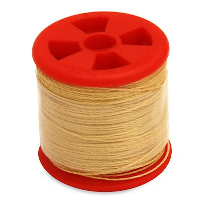 Single Curved Sewing Needle, Kevlar ® 20m (65.62ft) Sewing Thread Snap Spool