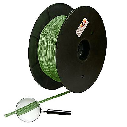 Aerospace Tech Staff, Length of 8mm Polyester Rope