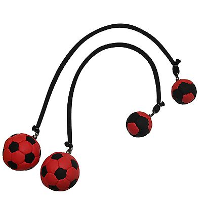 Pair of Pendulum Contact Poi with 315 Inch 80mm Balls, Pair of Vector 70mm Contact Pendulum Poi
