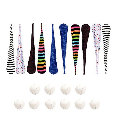 New items!, Christmas Poi Pack with Soft Poi Weights