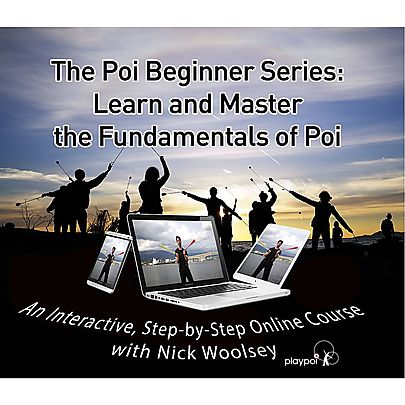 Poi Dancing - The Beginners Series