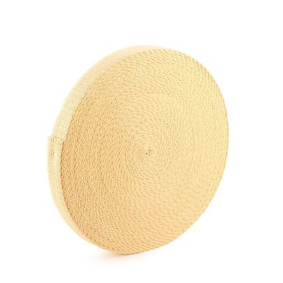 100ft 30m of 3 32 Inch 24mm Oval Twist Chain Welded, 100ft (30m) roll of 1.5 x 1/8 inch (38mm x 3.2mm) Kevlar ® Wick