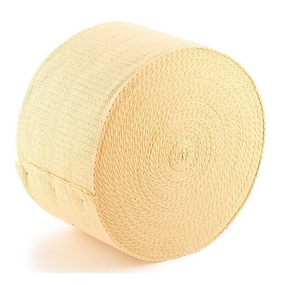 100ft 30m roll of 3 x 1 8 inch 75mm x 32mm Kevlar Wick, 30m (100ft) roll of 203mm x 3.2mm (8 x 1/8 inch) Kevlar ® Wick