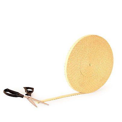 Wick Flat, Length of 12.5mm x 3.2mm (1/2 x 1/8 inch) Kevlar ® Wick